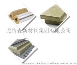 尤特森建筑保温材料屋面岩棉保温系统