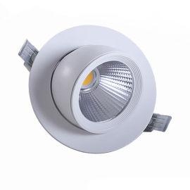 LED象鼻灯 COB天花筒灯 可旋转射灯