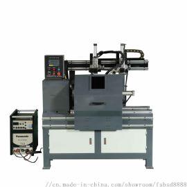 广东高效法兰管子卧式环缝焊接机 可定制设备