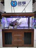 名亨鱼缸超白玻璃定制客厅大型水族箱