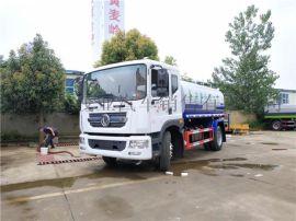 东风D9洒水车,12吨洒水车,园林绿化喷洒车厂家