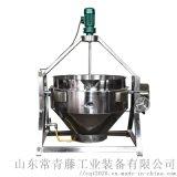 鸭爪鸭翅卤煮锅 多功能电加热夹层锅