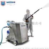 移動式高壓泡沫泡沫消毒清洗機