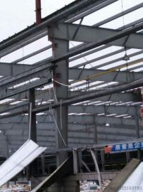 佛山八环钢结构承建广东佛山钢结构厂房工程