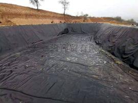 平顶山洛阳三门峡养猪场黑膜沼气池HDPE土工膜