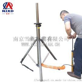 多節氣缺伸縮式桅杆產品介紹