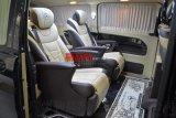 奔驰V250汽车内饰改装 汽车座椅改装