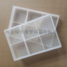 耐高温食品级无毒手排面塑料烘干盒波纹面塑料烘干盒