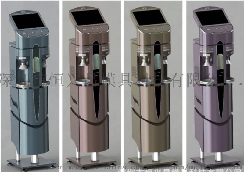 深圳精密模具定做加工 双色塑胶注塑模具制造