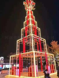 圣诞树订制制作、美陈圣诞树出租租赁!