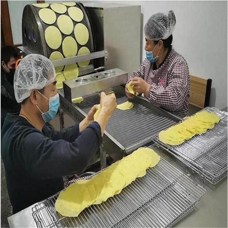 制作榴莲千层蛋糕皮的设备