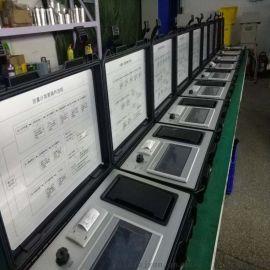 路博LB-6200便攜式明渠超聲波流量計
