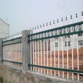 防护栏杆锌钢围栏定做锌钢护栏锌钢围栏厂家厚信