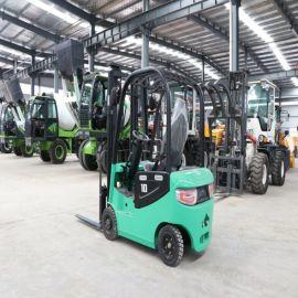 全电动叉车 1.5吨2吨小型座驾式电瓶环保升高装卸车