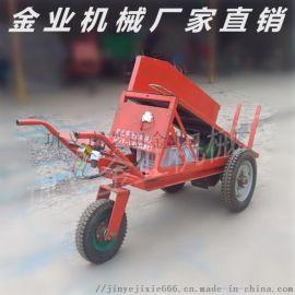 砖窑厂专用电动三轮车 出窑车手推出窑车
