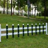 pvc工地护栏 郑州塑钢草坪护栏厂家