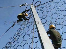 被动网边坡防护网 被动防护网型号