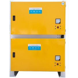 BH-280宝恒环保餐饮厨房油烟净化器安装细节