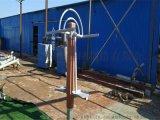室外耐用塑木漫步机室外路径室外健身器材厂家