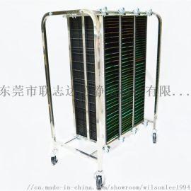 廠家ESD防靜電PCB周轉車電路板掛籃車定制