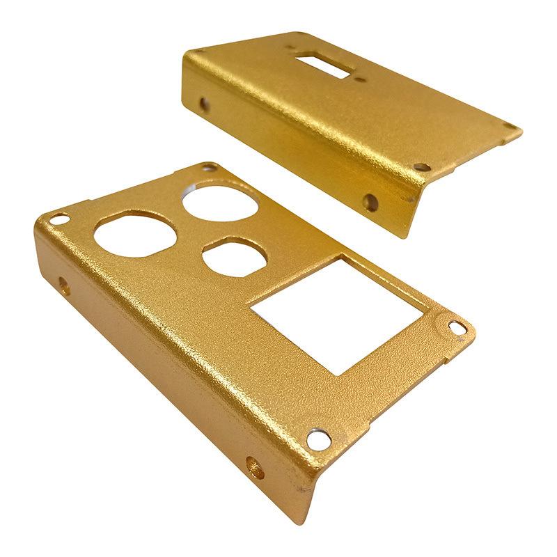 来图订制各类精密五金冲压件 铝合金冲压件