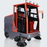 坦龙大型驾驶式扫地机工业厂区扫地车道路清扫车