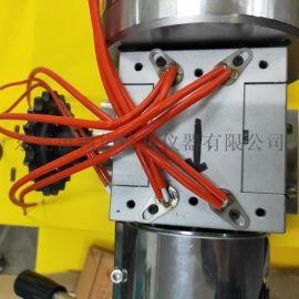 单螺杆熔体泵 塑料溶体泵 3cc齿轮计量泵