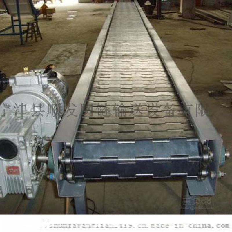 不锈钢链板输送机价格