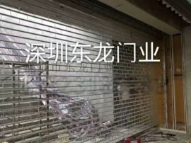 深圳折叠水晶卷帘门 测卷水晶卷帘门 电动门