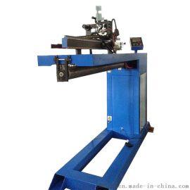 不锈钢水盆直缝焊接机设备焊接表面平整