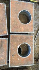 厚板切割加工Q235B碳板零售钢板切割