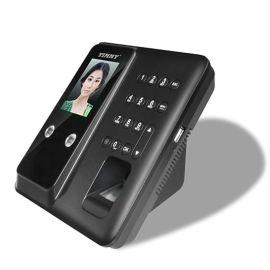 TM-F6000自助式人臉機,免軟件人臉指紋考勤機