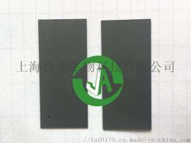 上海百千定制BDD电极 掺硼金刚石薄膜电极材料 金刚石BDD涂层微电极 硅基底 双面涂层BDD电极片厂家