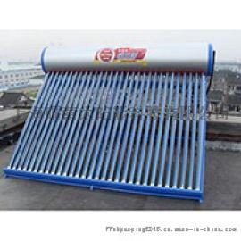 上海松江紫金管太阳能热水器厂家直销