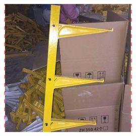 霈凯 复合电缆支架 玻璃钢电缆井电缆支架