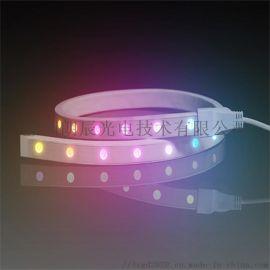 柔性线形洗墙灯, LED柔性线形洗墙灯, 户外柔性线形洗墙灯