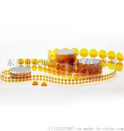 高温丙烯酸粘合 化学掩蔽胶带 聚乙烯带芯缠绕