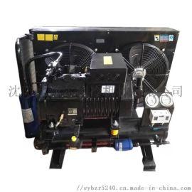 低温制冷设备8匹谷轮半封闭风冷机组