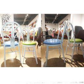 金属餐椅 帝希餐椅工厂 椅子厂家