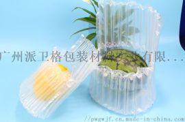 水果西瓜哈密瓜气柱袋气泡柱防震缓冲充气包装填充袋
