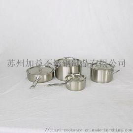 厂家直销JY-DGB系列SUS304不鏽鋼炊具套装