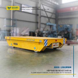 搬运阀门蓄电池轨道车 干湿变压器地轨平车蓄电池台车
