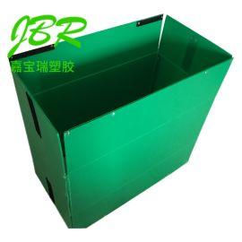厂家供应PP中空板折叠箱,周转箱