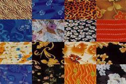 印花涤纶布