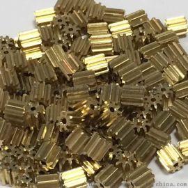 铜齿轮 东莞齿轮 小模数齿轮加工 精密齿轮