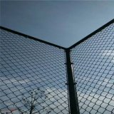 籃球場圍欄網,體育籃球場圍網, 綠色體育場護欄網 包塑球場護欄