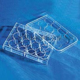 12孔透明标准板 平底 TC表面 灭菌 单独包装
