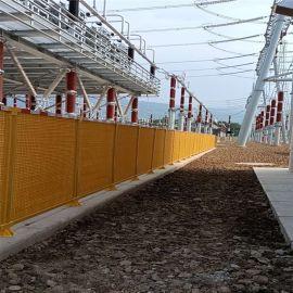 玻璃钢型材栏杆 电力绝缘玻璃钢护栏