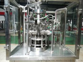 精酿啤酒灌装机 玻璃瓶易拉罐灌装机 酒水饮料灌装机