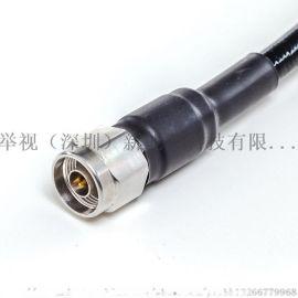 订制高频射频同轴稳相电缆组件SMA